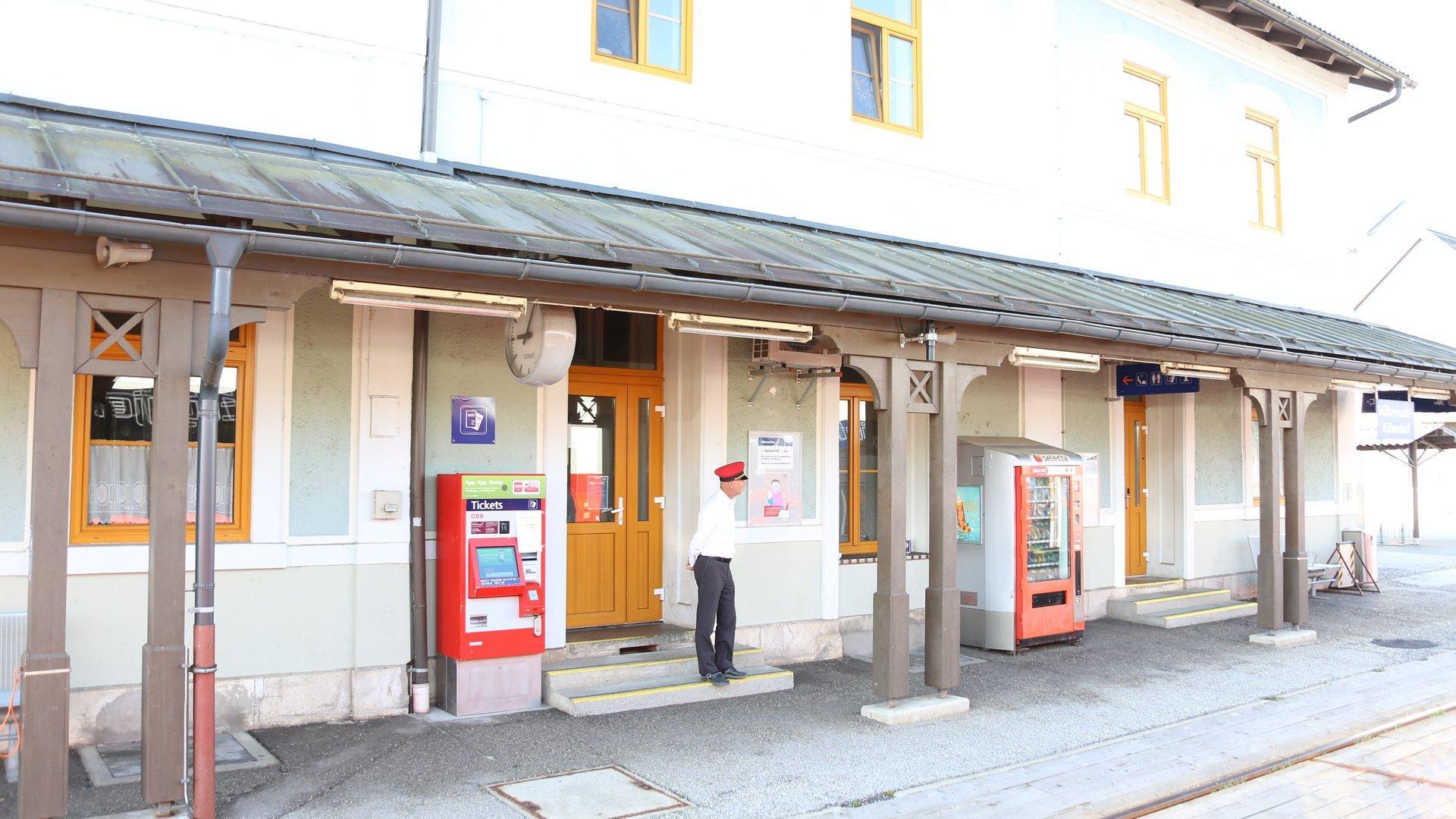 Völkermarkt-Kühnsdorf Bahnhof