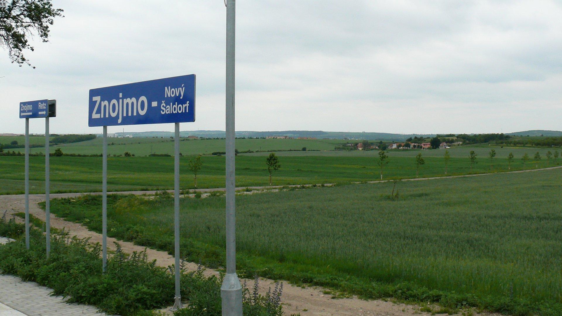 Znojmo-Nový Šaldorf