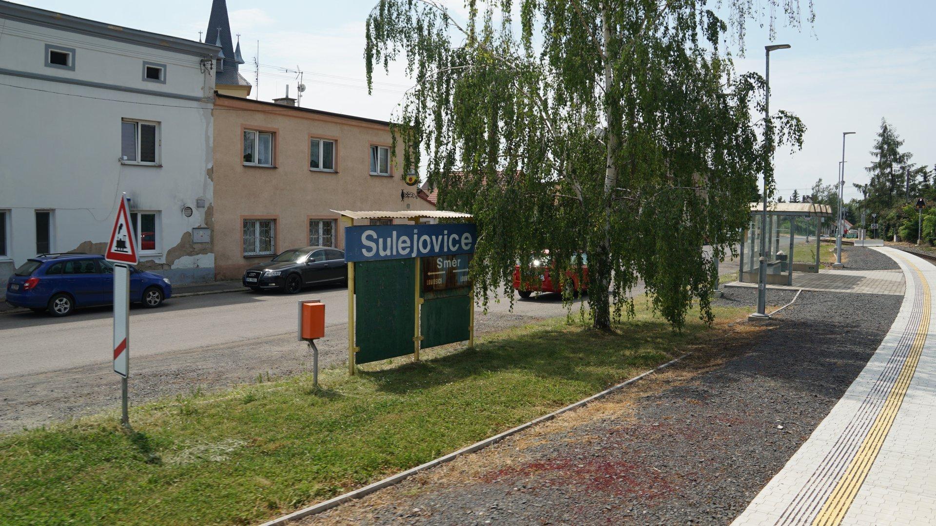 Sulejovice