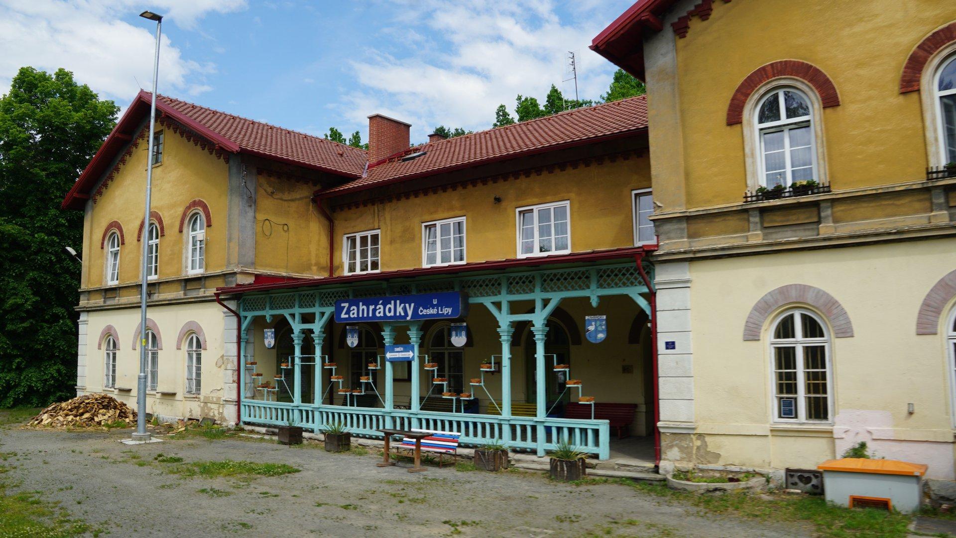 Zahrádky u Čes.Lípy