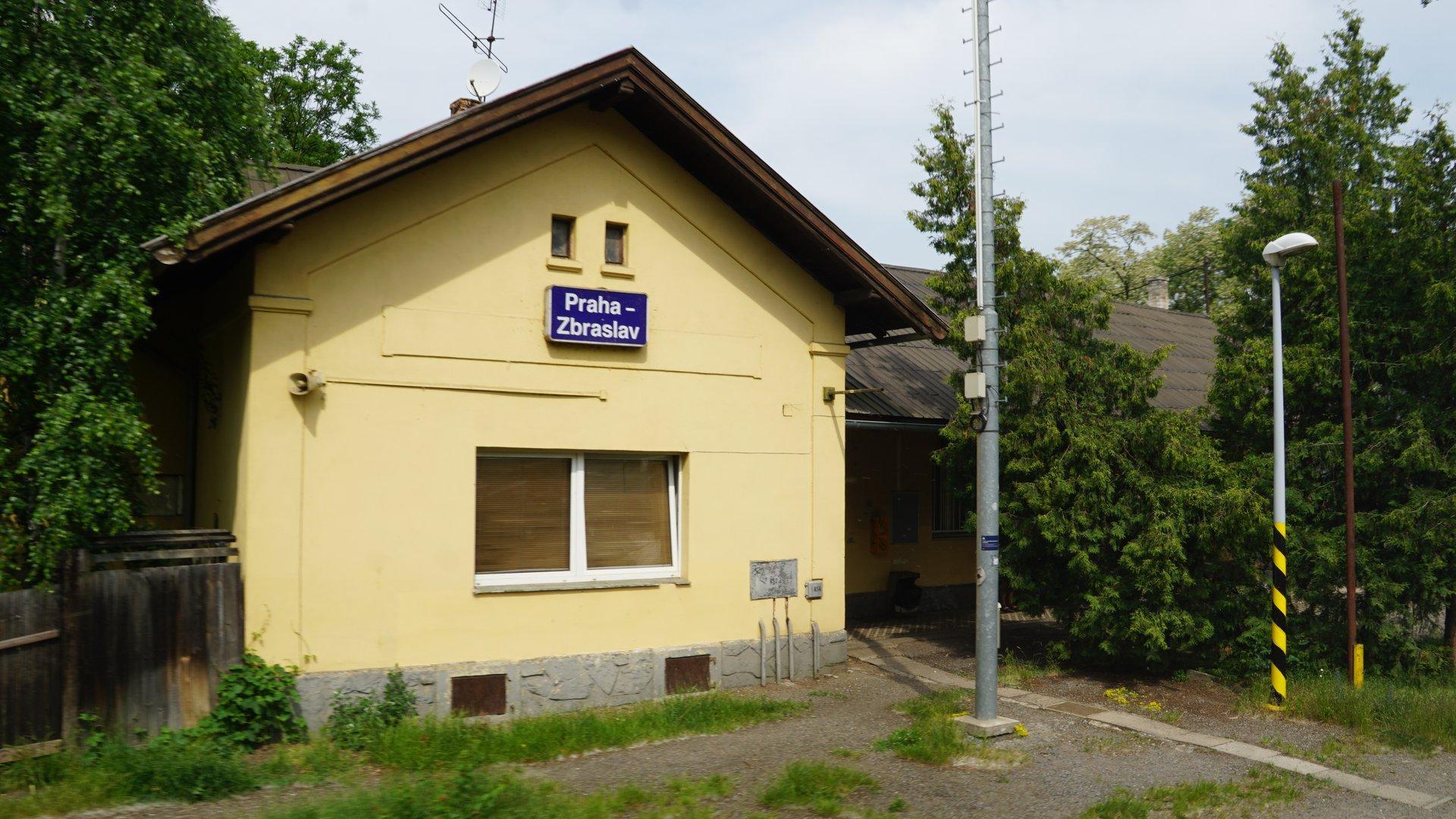 Praha-Zbraslav