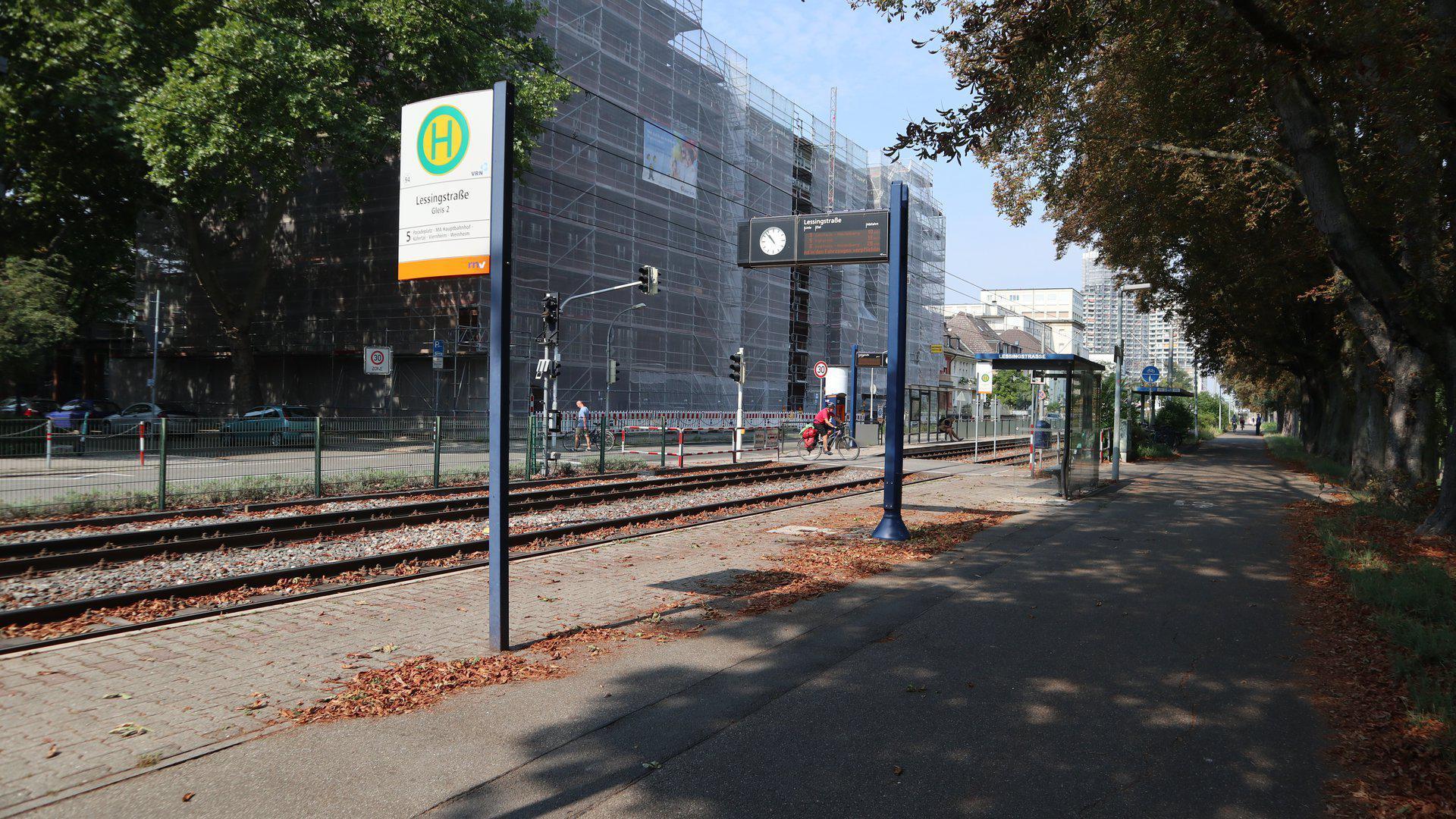 Mannheim Lessingstraße