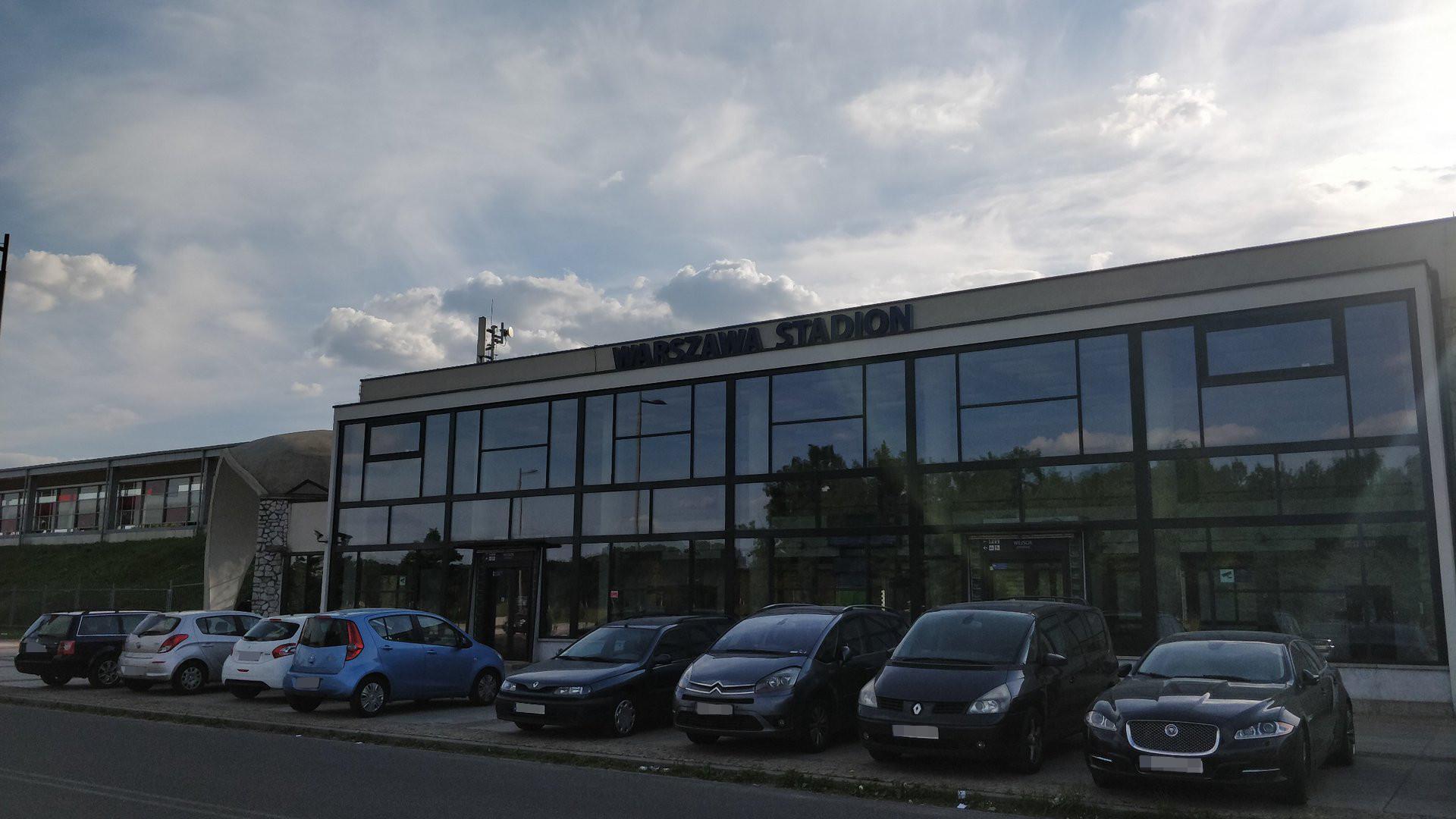 Warszawa Stadion (Warszawa Stadion)